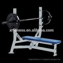 Banc de musculation à banc plat Hammer Strength