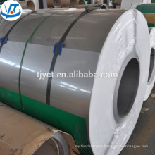 Anodize coated aluminum coil for gutter