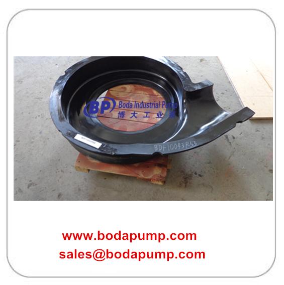 slurry pump liner