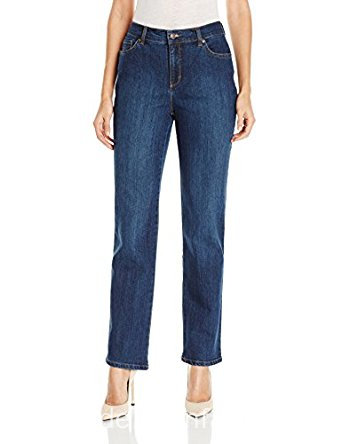 Distressed Jeans Denim Hosen Blended Hosen Frauen