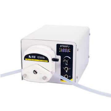 Präzisionsflüssigkeits-Schlauchpumpen-Flaschenfüllmaschine