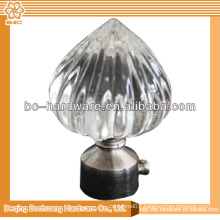 crystal curtain finials & metal curtain finials