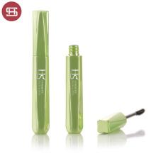 Oem Green Mascara Tube 3d 4d Green Fiber Plastic Custom Empty Mascara Tube Container