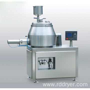 essence high efficient wet mixing granulator