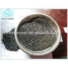 additif au charbon actif pour la coulée