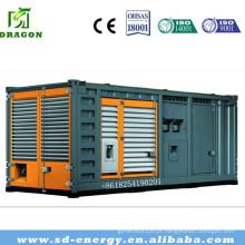 Gerador de energia verde do gás do propano 20kw-1000kw