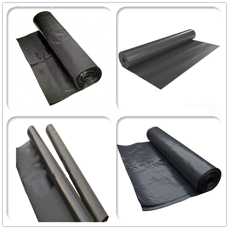 Hot sale 1.5mm landfill project liner HDPE geomembrane