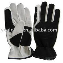 Weight Lifting Handschuh-Arbeits Leder Handschuh-Schutzhandschuh