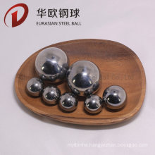 Size 4.763-45mm High Quality Stainless Steel Balls for Aerosol and Dispenser Valves