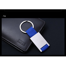 Newest Design Colorful Keyring with Embossed Logo