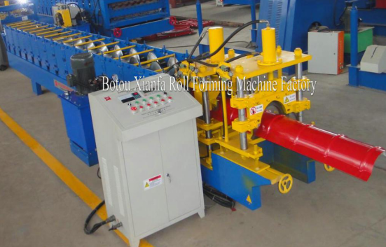 Circal Arc Rigde Cap making machine