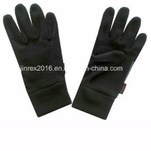 Fleece, Winter Warm Fashion Polar Fleece Outdoor Glove-Fg11g153