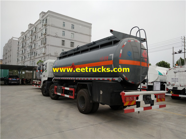 Alcohol Tank Trucks