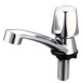 Plastic Chrome Plated Basin Faucet for Bathroom