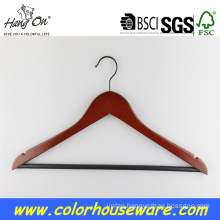 High- quality wooden coat hanger