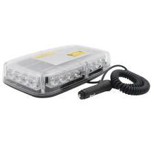 24W Waterproof DC 12V 24V  High Power LED Strobe Mini Emergency Lightbar
