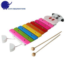 Farbe Kuh 8 Notizen Xylophon für Kinder