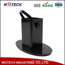 Металл Штемпелюя часть с покрытием Черного порошка