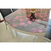 Toalha de mesa ambiental PVC / EVA com alta qualidade da fábrica