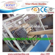 Rigid PVC material pipe manufacturing machinery