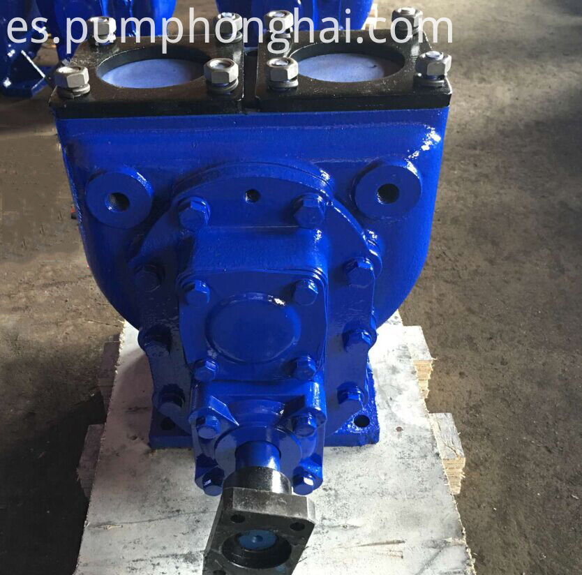 self-priming tank pump