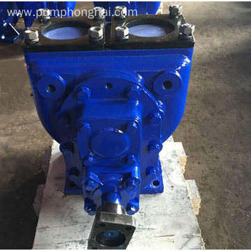 YHCB series tank truck PTO gear pumps
