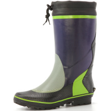 men's high rubber rate boots for common life