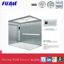 3.0m / S elevador de seguridad de alta velocidad y seguridad con funciones ricas