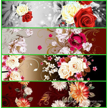 Wholesale pure cotton printed fabric