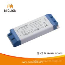 40W 3A LED adaptador con RoHS Ce UL