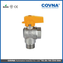 manual female floating ball valve Gas ball valve float ball valve drawing