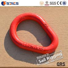 Qingdao China Rigging Hardware Red Weldless Sling Links
