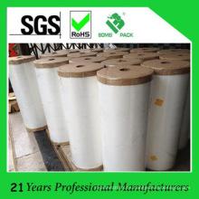 Barato de alta calidad Brown BOPP Jumbo Roll Tape con el logotipo de la empresa