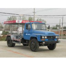 8 cbm DongFeng 140 caminhão de lixo arm-roll