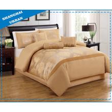 Conjunto de capa de edredão de cama 3 PCS Jacquard