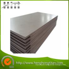 Titanium Gold Mirror Stainless Steel Sheet