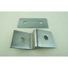 Stainless Steel Flat Plate U Channnel Strut Fitting, Unistrut Channel With Iso / Ul Certificate