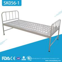 SK056-1 lit plat médical simple utilisé par hôpital