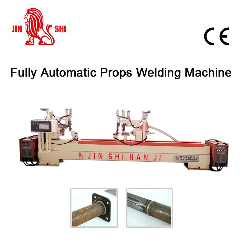 Shoring Prop Welding