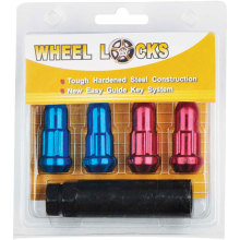 Open Ended Steel Wheel Lock Nut