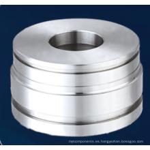 Pistón de mecanizado CNC para la industria hidráulica