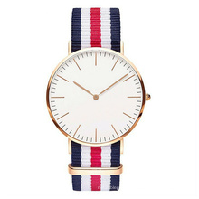Classic Dw Quartz Watch, Fashion Stainless Steel Watch Hl-Bg-094