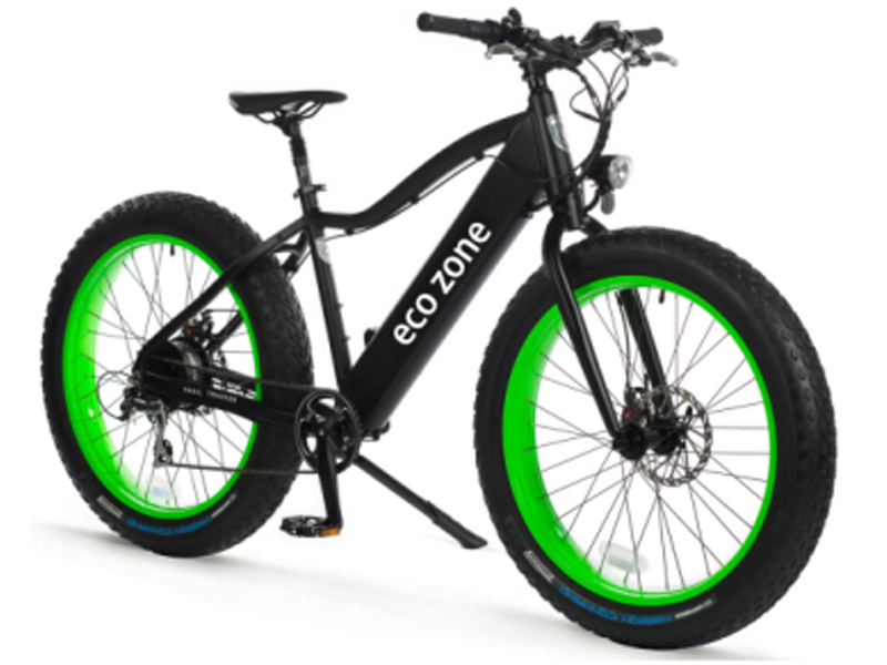 Brushless Motor Electric Bicycle