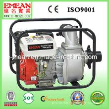 Motor de gasolina refrigerado por aire 4 tiempos de la bomba de agua