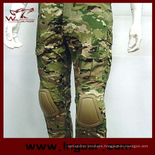 Gen 2 Style Outdoor Military Tactical Hunting Pants with Knee Pads Trousers