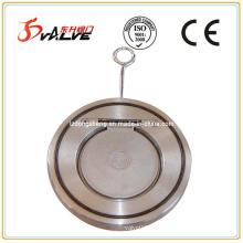 Thin Wafer Single Plate Swing Rückschlagventil Pn16 / 25/40