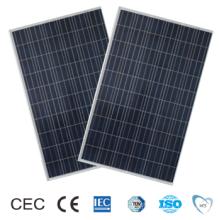 Panneau solaire approuvé de 240W Poly pour la pompe solaire
