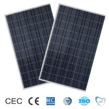 Painel solar poli aprovado de 240W para a bomba solar
