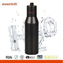 Heiße Produkte mit kleinem Mund, Metallflasche mit String Deckel