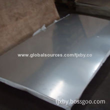 Stainless Steel Sheet for Medical Industry, Sanitary Equipment